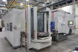 Hermle C60U MT Dynamic 5-Axis CNC Vertical Milling & Turning Center