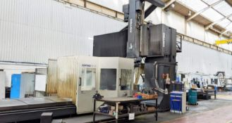 Correa Anayak FP 50/80 5-Axis CNC Double Column Vertical Machining Center