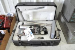 Servo Model 7000, Bench Top Electric Drill Press, S/n 13823 (2013), with Case, (Bldg 1)