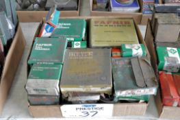 Lot-Fafnir Bearings in (1) Box, (Bldg 1)