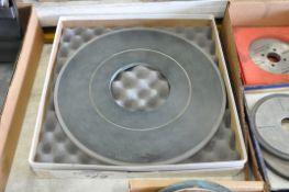 "14"" Diameter x 1/2"" Thick x 5"" Arbor Diamond Grinding Wheel (Packaged), (Bldg 1)"