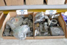 Lot-Various Bearings in (2) Boxes, (Bldg 1)