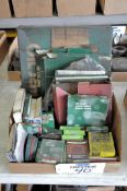 Lot-Various Packaged Oil Seals in (1) Box, (Bldg 1)