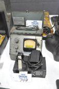 Lot-(1) Brush Surfindicator and (1) Data Printer, (Bldg 1)