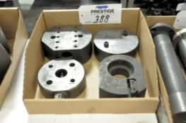 Lot-(4) Various Cutter Bodies in (1) Box, (Bldg 1)