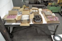Lot-Grinding Shoes in (9) Boxes, (Bldg 2)
