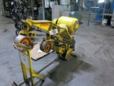 Rymas Lathe Buffing Grinding Attachment w/ Stand