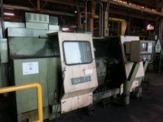 Okuma LC20 CNC Slant Bed Lathe