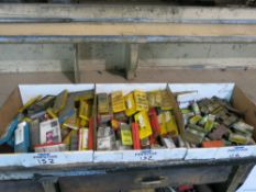 Lot of (3) Boxes of Carbide Inserts