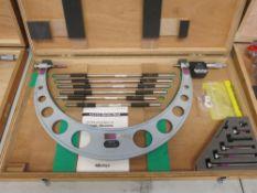 Mitutoyo 340-713 Digital Micrometer