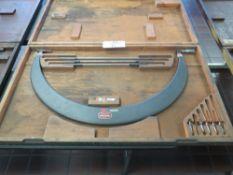 Starrett Micrometer