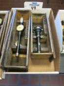 Lot of (2) Standard Bore Gauges