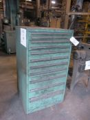 Lista 12-Drawer Cabinet w/ Contents