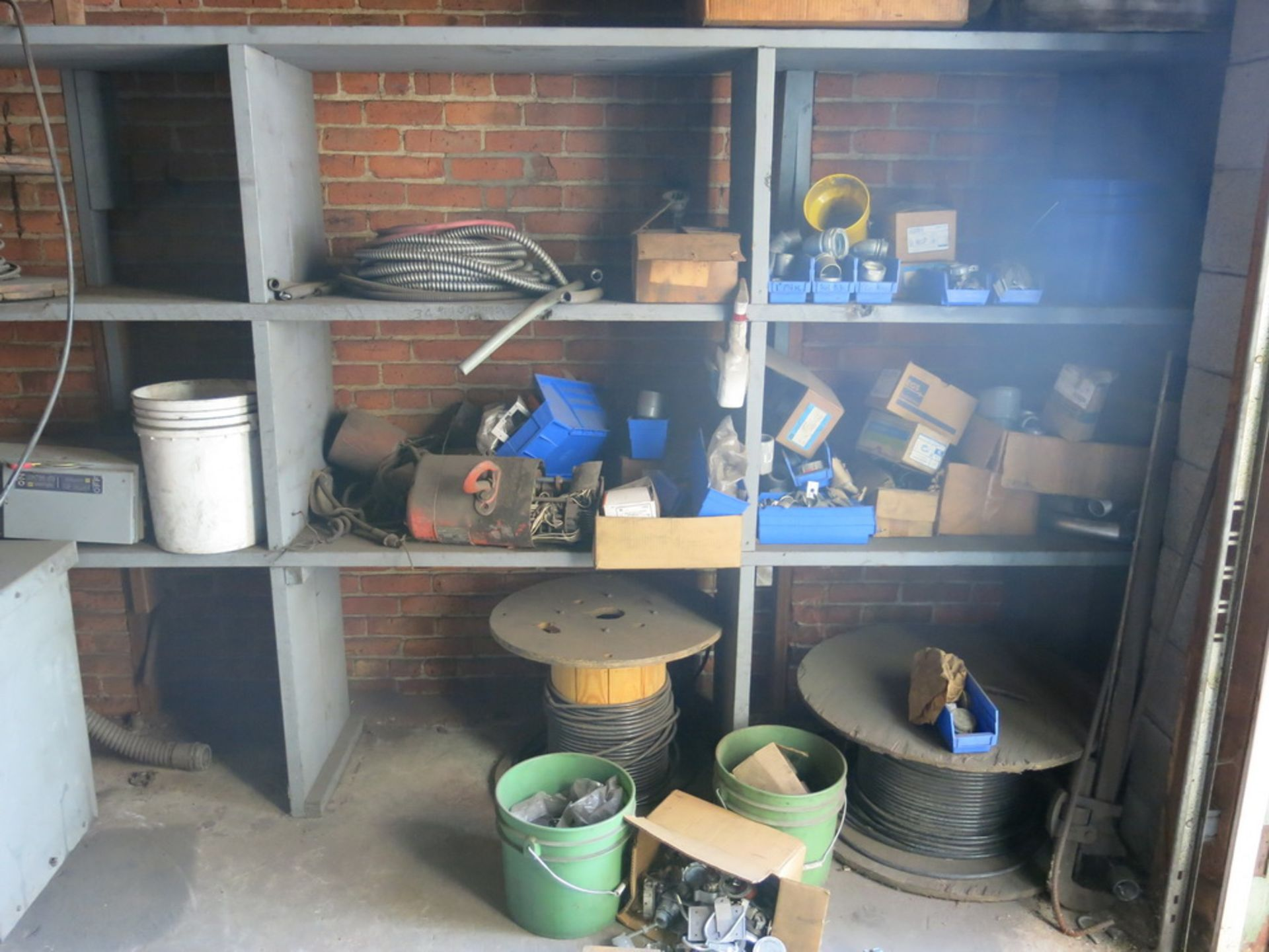 Remaining Contents of Air Compressor Room - Image 4 of 5