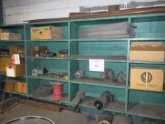 Remaining Contents of Air Compressor Room