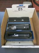 Lot of (2) Refractometers