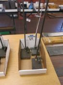 Lot of (3) Indicator Stand/Surface Stands