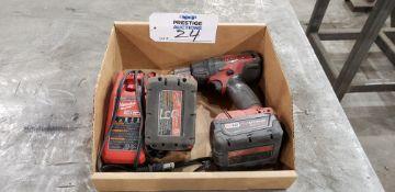 "Milwaukee 2704-20, 1/2"", 18V Hammer Drill Driver"