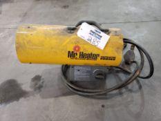 2015 Mr Heater MH60CFAV, Contractor Series LPG Heater