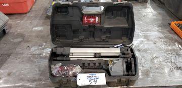 Johnson Level & Tool 40-0918 Manual-Leveling Rotary Laser Level
