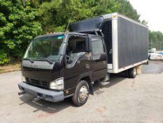 2007 Isuzu 20' Box Truck