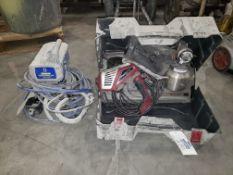 (1) Graco 257025 Magnum Project Painter Plus Electric TrueAirless Sprayer & (1) FlexSpray Ha
