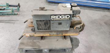 Rigid Gas Powered 5.5 HP Portable Compressor