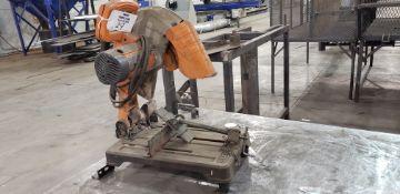 """Rigid CM 14500 14"""" Abrasive Cut Off Saw"""