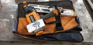 Rigid R350CHE Clipped Head Framing Nailer