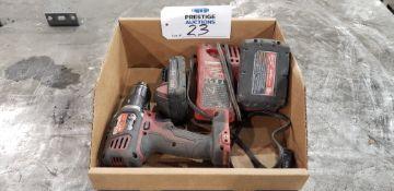 "Milwaukee 2606-20, 1/2"", 18V Drill Driver"