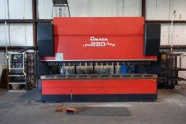 AMADA HFE220-45 CNC PRESS BRAKE