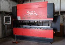 AMADA HFE100-3S CNC PRESS BRAKE