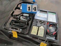 GREENLEE 2011/00521 CIRCUIT SEEKER, DREMEL 9000 ROTARY SAW