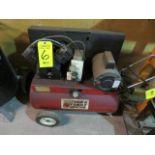 2 HP PORTABLE ELECTRIC AIR COMPRESSOR