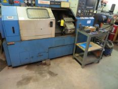 MAZAK QUICK TURN 15N CNC TURNING CENTR, S/N 111896, 8 IN. KITAGAWA HYD. CHUCK, A2-6 SPDL. NOSE, 3600