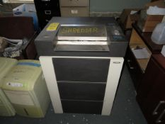 RICOH 4000FL H.D. SHREDDER