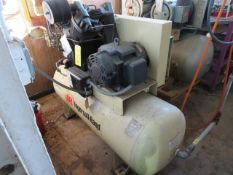 INGERSOLL-RAND 7100 15 HP RECIPROCATING AIR COMPRESSOR