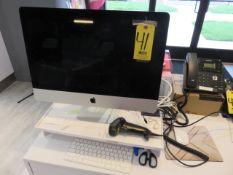 MAC A1418-100-240V POS SYSTEM W/ BAR CODE GUN, HP OFFICEJET 3830 ALL-IN-ONE