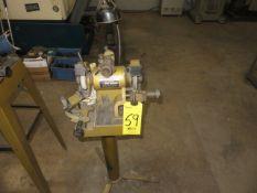 POWERMATIC 33B 6 IN VERTICAL BELT SANDER, S/N 88337022