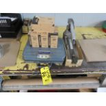 ASSORTED PACKAGING, BOXES, BUBBLE, FOAM, SCALE, BOX STAPLER & MORE
