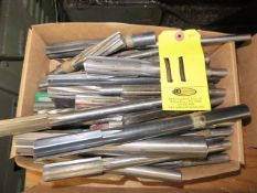 ASSORTED LARGE REAMERS