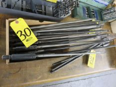 ASSORTED POWER DRAW BAR WRENCHES