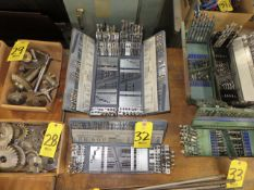 (3) HUOT DRILL INDEXES