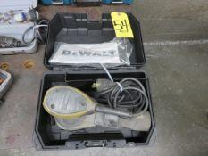 DEWALT D26451 RANDOM ORBIT ELECTRIC PALM SANDER