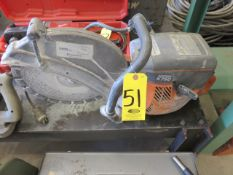 HUSQVARNA PARTNER K750 GAS-POWERED CUT-OFF SAW