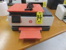 HP OFFICEJET PRO 8035 PRINTER