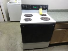 30 IN. HOTPOINT ELECTRIC RANGE AND OVEN