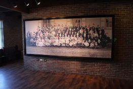 """1900's School Days Lititz 153""""L X 66""""T"""