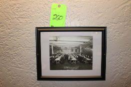 Memorabilia; K-D Mfg. Dinner Photo