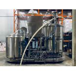 Beer Brewing System New World Mash/Lauter Tun System